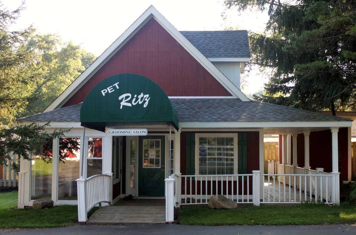 Pet Ritz Storefront